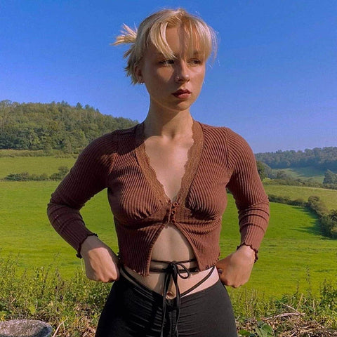 y2k-knitted-ribbed-crop-top-cosmiquestudio-aesthetic-outfits