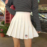 AESTHETIC CUTE EGIRL SCHOOL SKIRT - Cosmique Studio