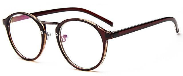 Aesthetic Soft Girl Transparent Round Glasses Cosmique Studio In these page, we also have variety of images available. usd
