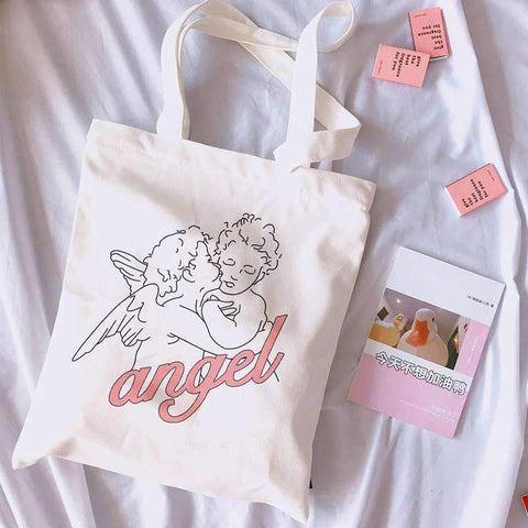 ANGEL CLOTH BAG-Cosmique Studio