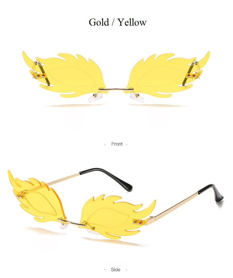 ANGEL WINGS SUNGLASSES - Cosmique Studio - Aesthetic Outfits