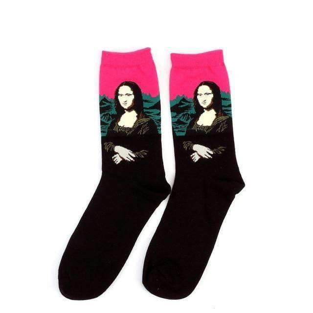 ART FASHION SOCKS-Cosmique Studio