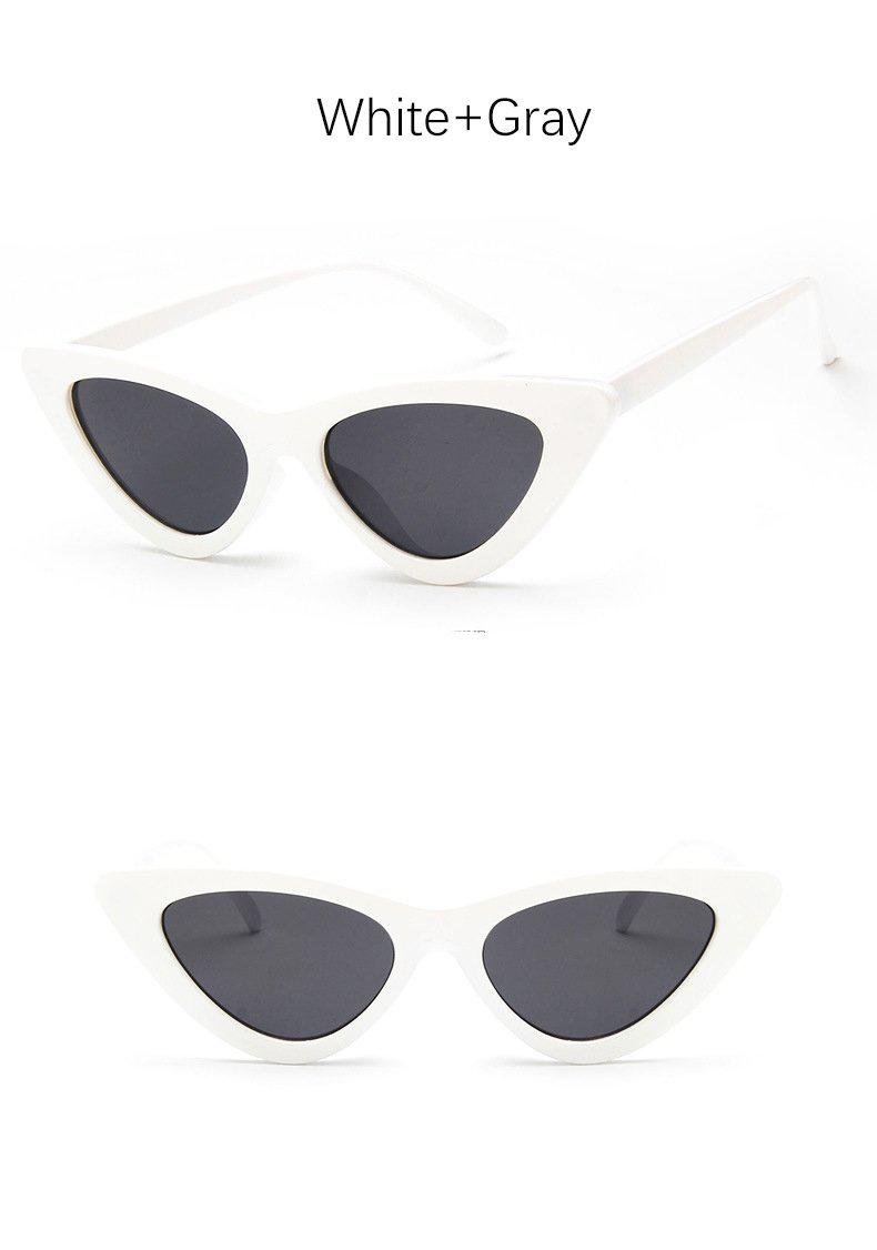CAT EYE CLASSIC SUNGLASSES - Cosmique Studio - Aesthetic Outfits