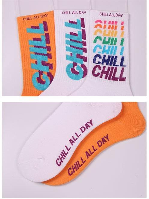 CHILL SOCKS-Cosmique Studio-Aesthetic-Outfits