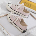 CLASSIC CANDY COLOR SNEAKERS-Cosmique Studio - Aesthetic Clothing