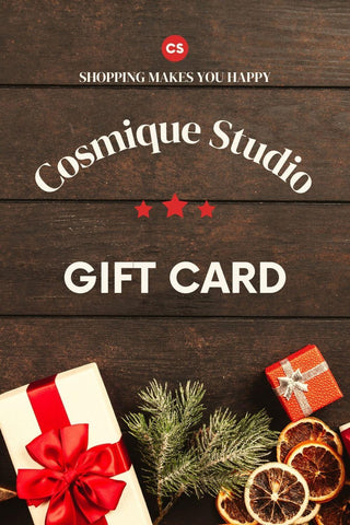 Cosmique Studio - Gift Card-Cosmique Studio-Aesthetic-Outfits