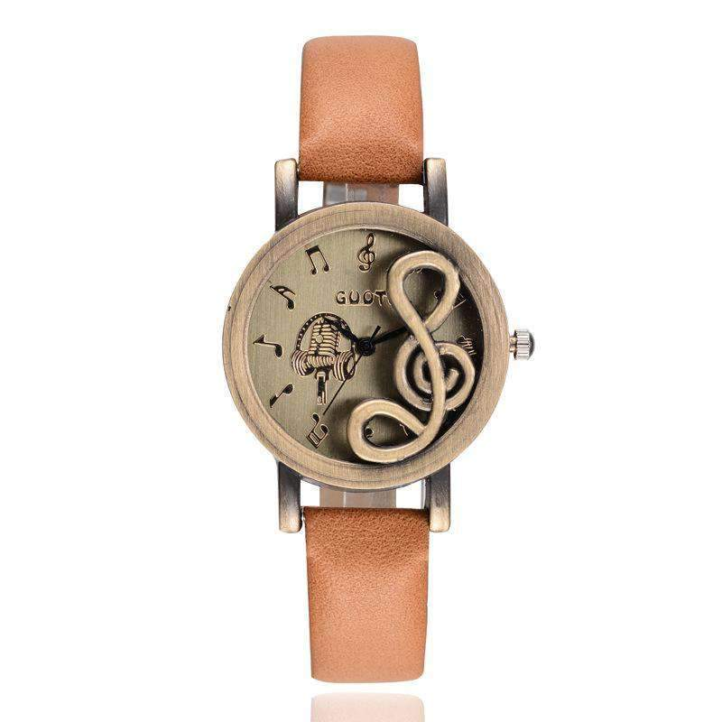 ELEGANT MUSICAL WRISTWATCH-Cosmique Studio