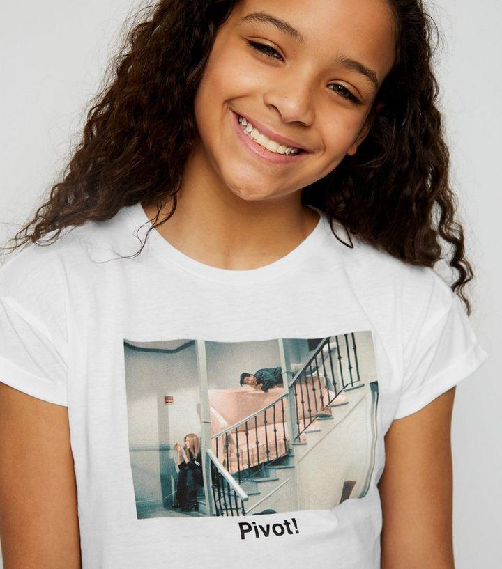 FRIENDS PIVOT TEE-Cosmique Studio