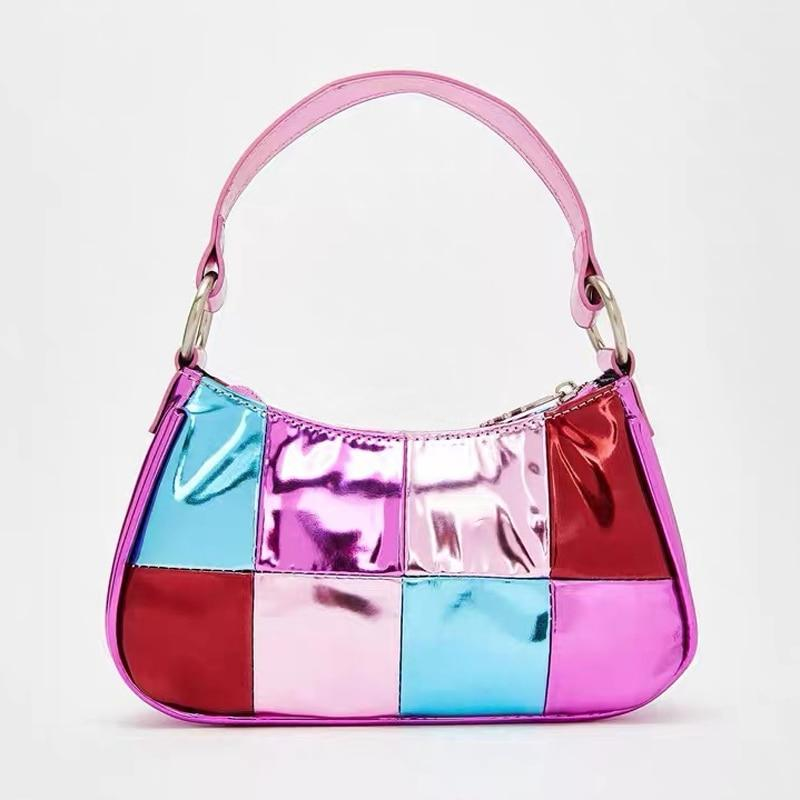 HARAJUKU REFLECTIVE DISCO BAG - Cosmique Studio - Aesthetic Outfits