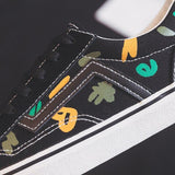 INS GRAFFITI SNEAKERS-Cosmique Studio - Aesthetic Clothing