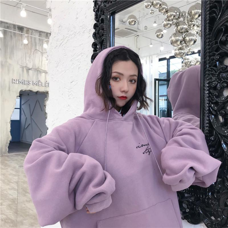 KAWAII STYLE OVERSIZE HOODIE-Cosmique Studio-aesthetic-clothing-store