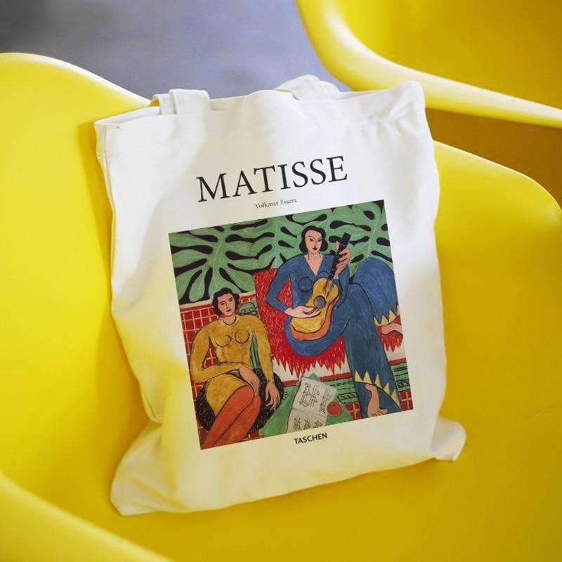 MATISSE CLOTH BAG-Cosmique Studio