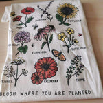 NATURAL WILDFLOWER TEE-Cosmique Studio