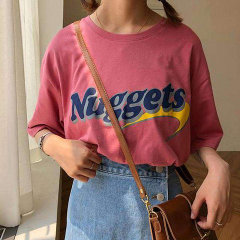 NUGGETS TEE-Cosmique Studio