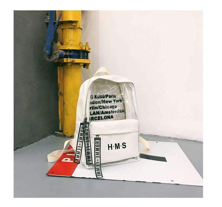 POPULAR CITY BACKPACK-Cosmique Studio