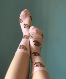 POPULAR OKAY SOCKS-Cosmique Studio