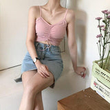SEXY SLIM SLEEVELESS SUMMER TANK TOP - Cosmique Studio