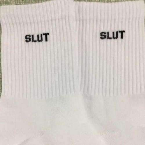 SLUT SOCKS-Cosmique Studio
