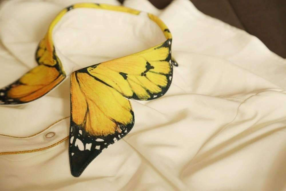 SPRING AUTUMN BUTTERFLY ORIGINAL SHIRT-Cosmique Studio
