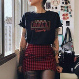 SUMMER HELL VACANCY TEE-Cosmique Studio