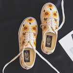 SUNFLOWER SNEAKERS-Cosmique Studio