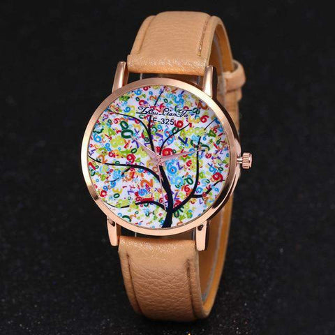 SWEETY TREE LADIES WATCH-Cosmique Studio
