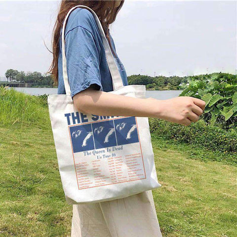 THE SMITHS CLOTH BAG-Cosmique Studio