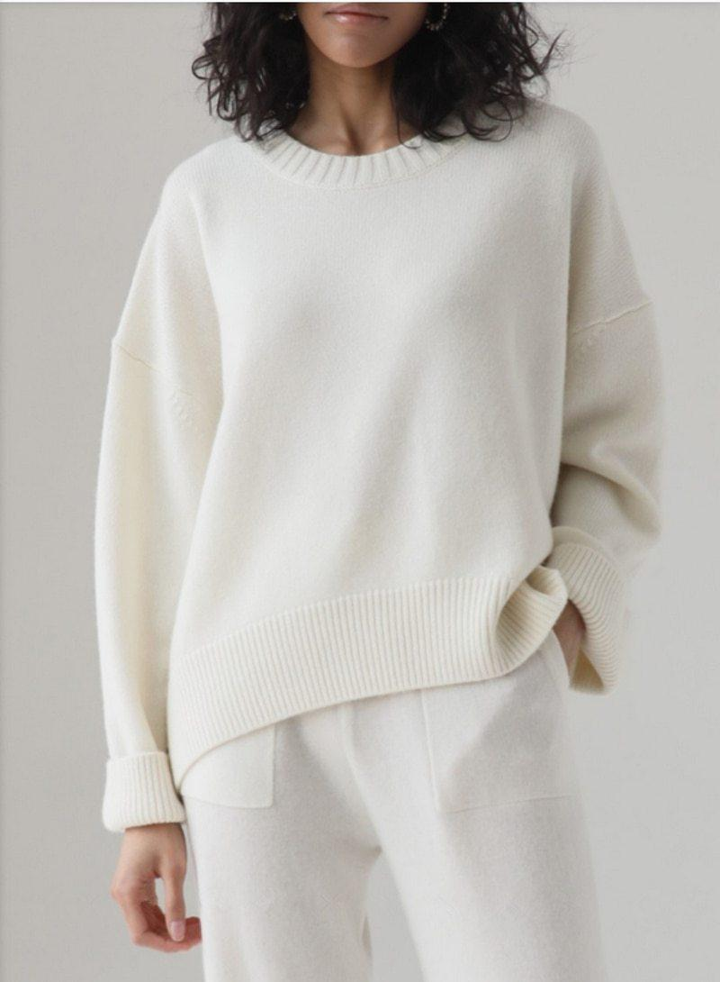 TUMBLR AESTHETIC KNITTED SWEATER - Cosmique Studio - Aesthetic Outfits