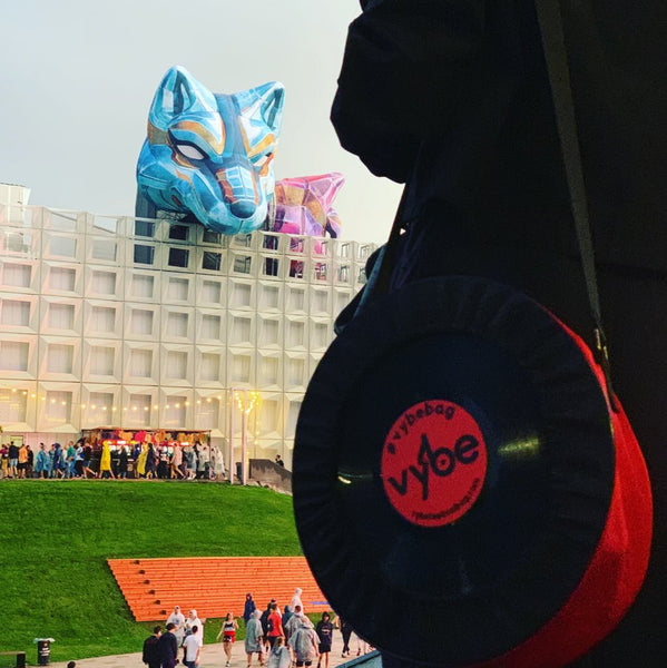 Vybe bag @ Untold festival 2019