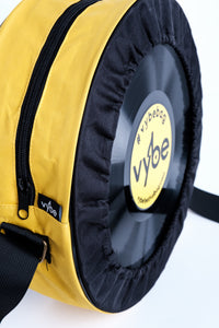 Vybe bag (Black & Yellow)