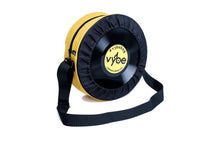 Load image into Gallery viewer, Vybe bag (Black & Yellow)