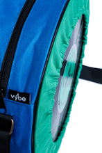 Load image into Gallery viewer, Vybe bag (Green & Blue)