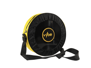 Vybe bag (Black & Light Yellow)