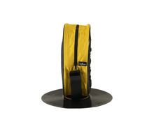 Load image into Gallery viewer, Vybe bag (Black & Light Yellow)