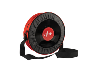 Vybe bag (Grey & Red)