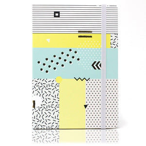 Pastle Colour Abstract Notebook