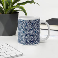 Load image into Gallery viewer, Arabesque - Ceramic Mug  10.00 moroccan, mug