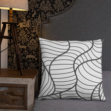 Load image into Gallery viewer, Wave Doodle - Cushion