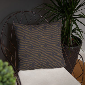 Gold Line - Cushion