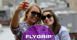 FlyGrip is Perfect for Holiday Selfies!