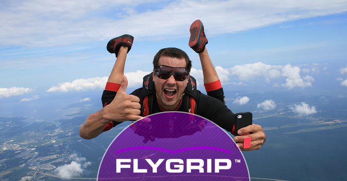 Take Your Smartphone Grip Into the Most Extreme Environments!