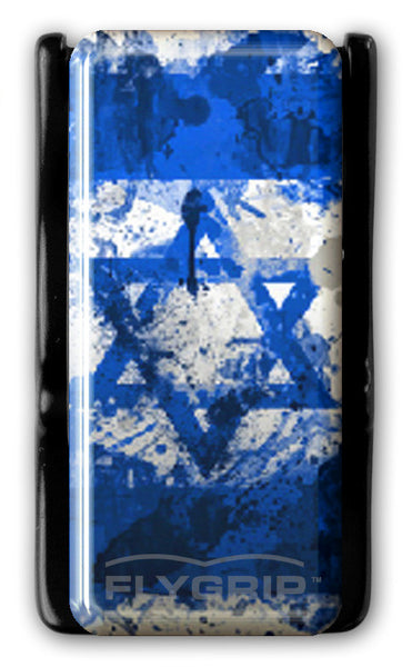 Flygrip Gravity Jewish Star w/Stitching w/FREE CASE