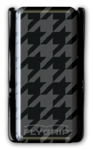 Flygrip Gravity Abstract Black w/FREE CASE