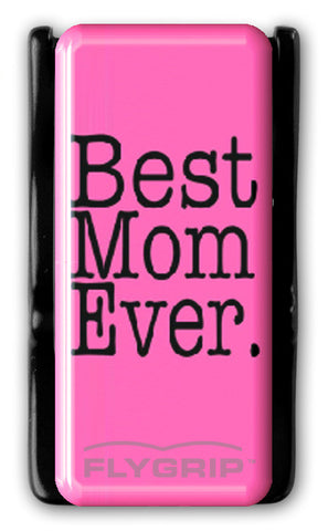 Flygrip Gravity Best Mom w/FREE CASE