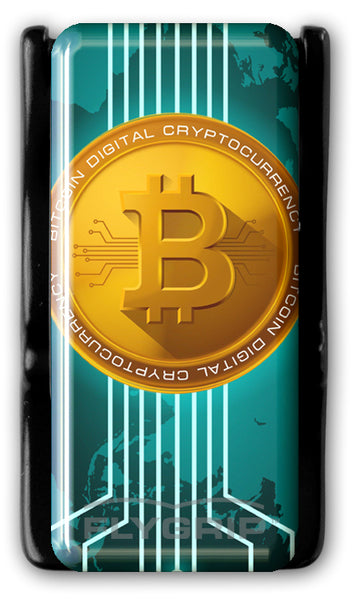 Flygrip Gravity Bitcoin w/FREE CASE