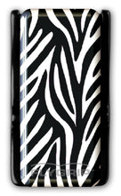 Flygrip Gravity Black/White Zebra  w/FREE CASE