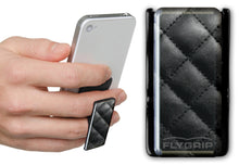 Flygrip Gravity Quilted Black w/FREE CASE