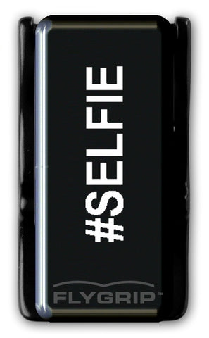 Flygrip Gravity #SELFIE Black w/FREE CASE