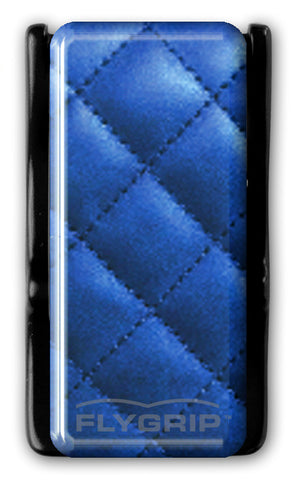 Flygrip Gravity Quilted Blue w/FREE CASE