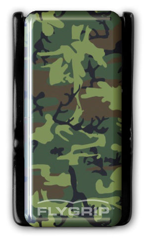 Flygrip Gravity Camouflage w/FREE CASE